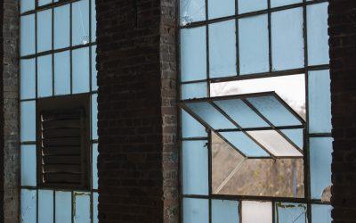 Concord Artist Repurposes Historic Mill Glass into Sculpture Art