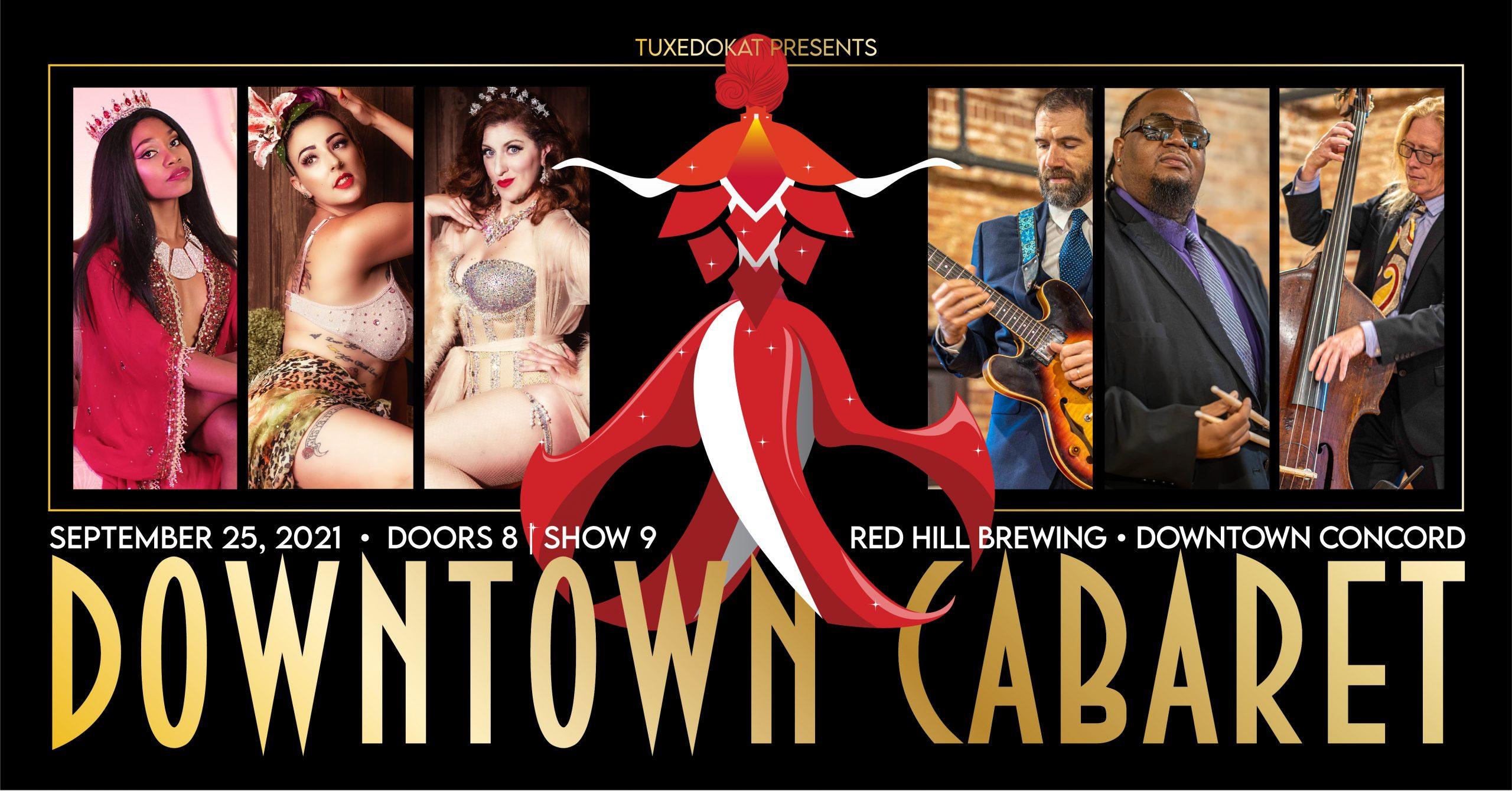 Downtown Cabaret   TuxedoKat   Concord NC